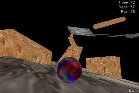 Screenshot Manic Marble