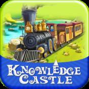 火车的知识——《知识城堡儿童百科》交通运输类